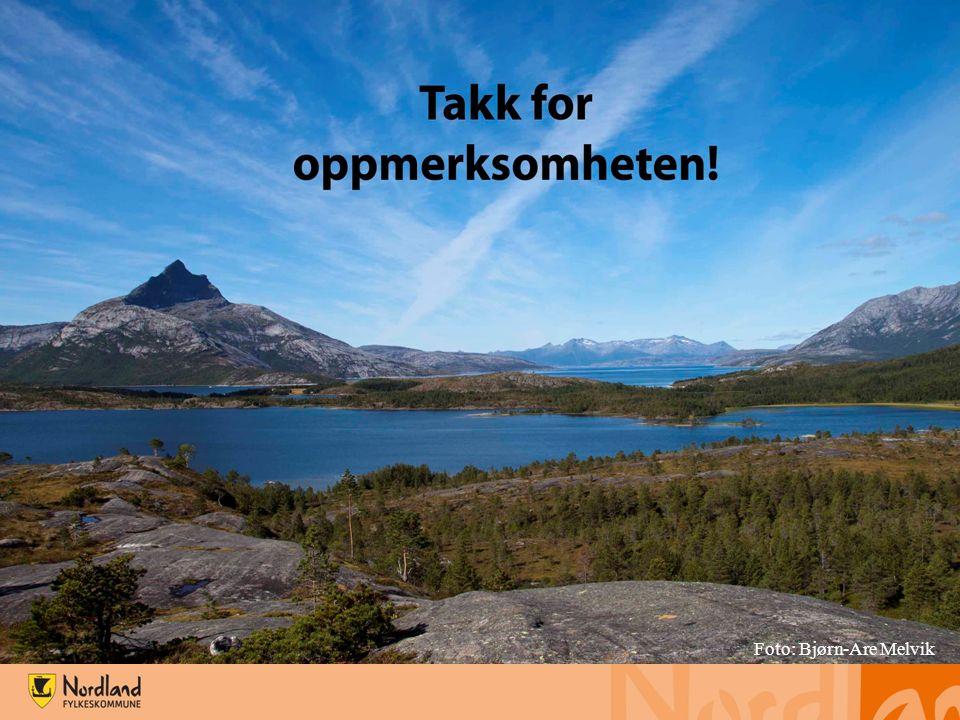Foto: Bjørn-Are Melvik