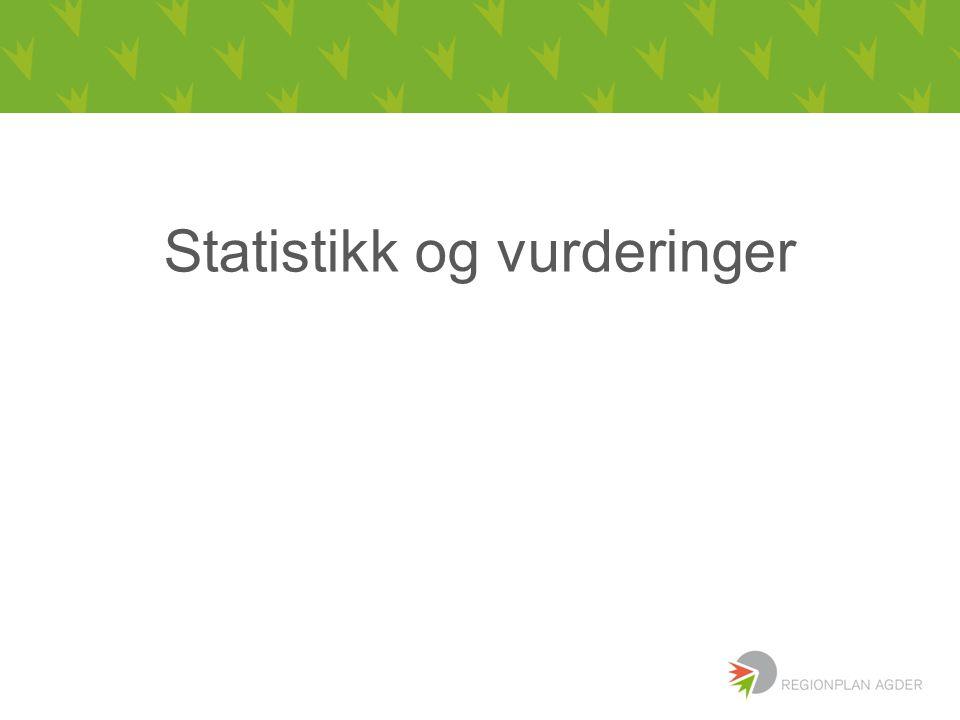 Statistikk og vurderinger