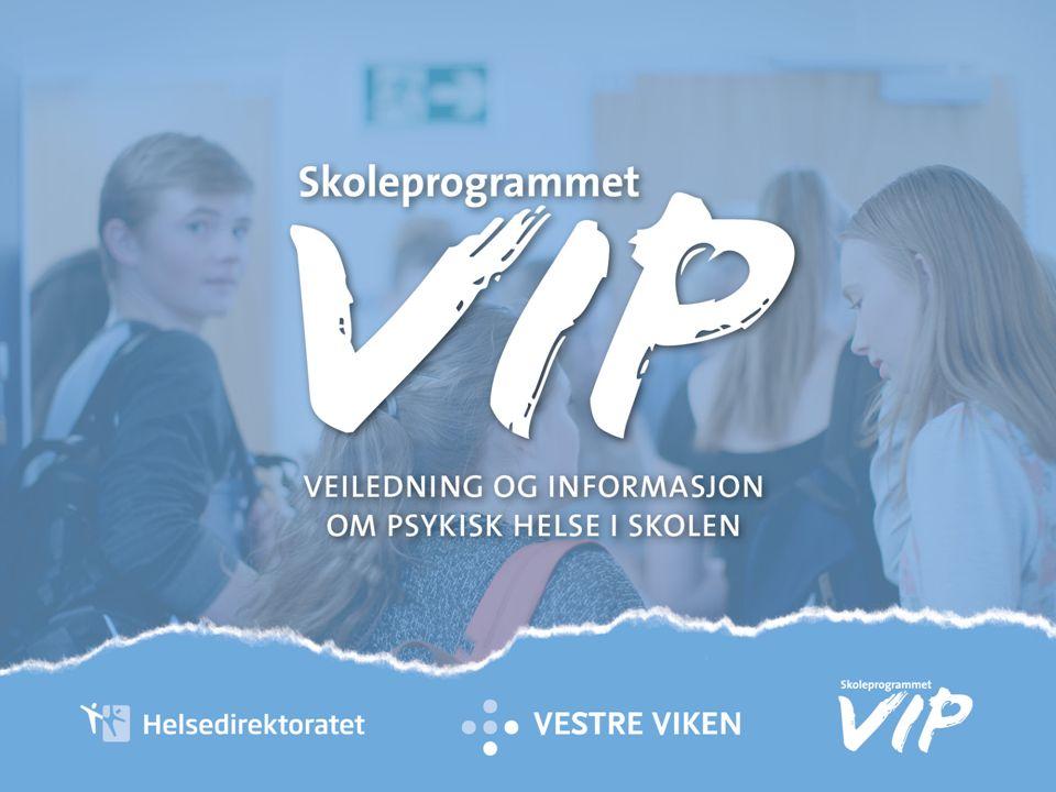 Informasjon om Skoleprogrammet VIP Denne presentasjon kan vises på:  Foreldremøter  Skolens hjemmeside  E-post til foreldre  På It's learning eller classfronter