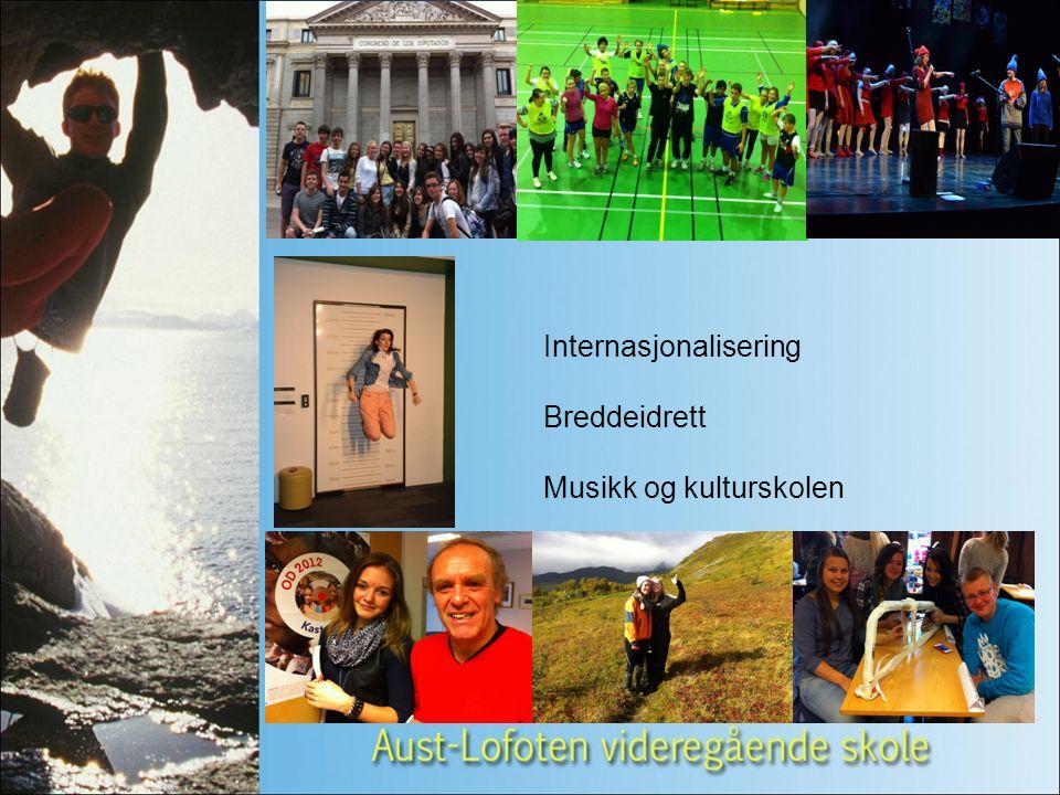 Internasjonalisering Breddeidrett Musikk og kulturskolen