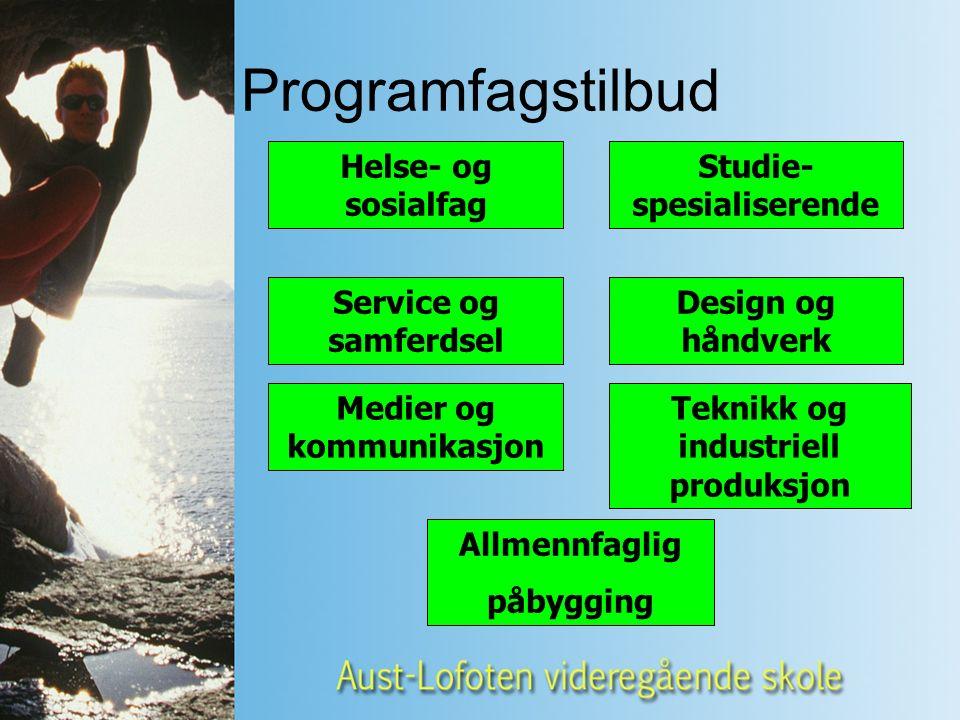 Utdanningsveier etter VG1 SS Reiseliv