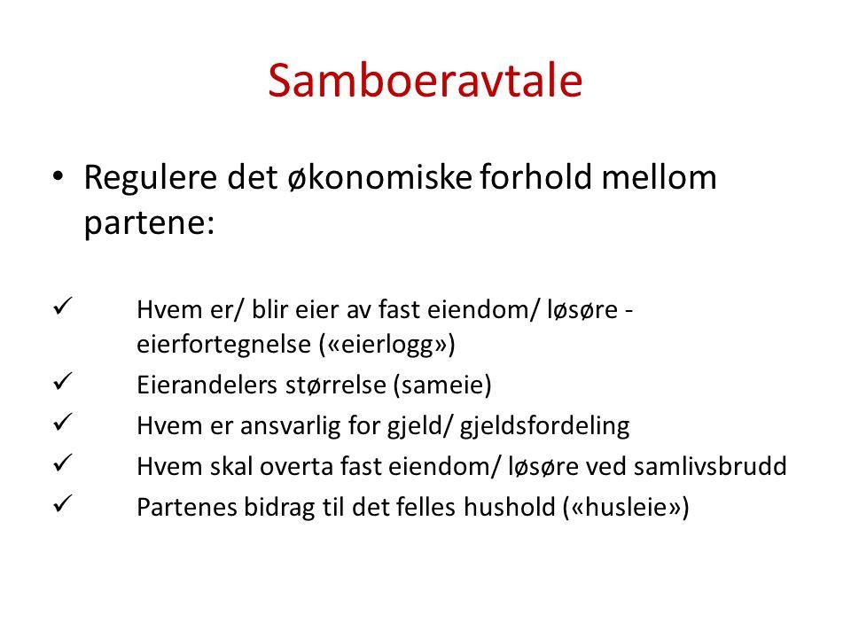 Tvangsoppløsning Sameie - kan kreves oppløst iht.
