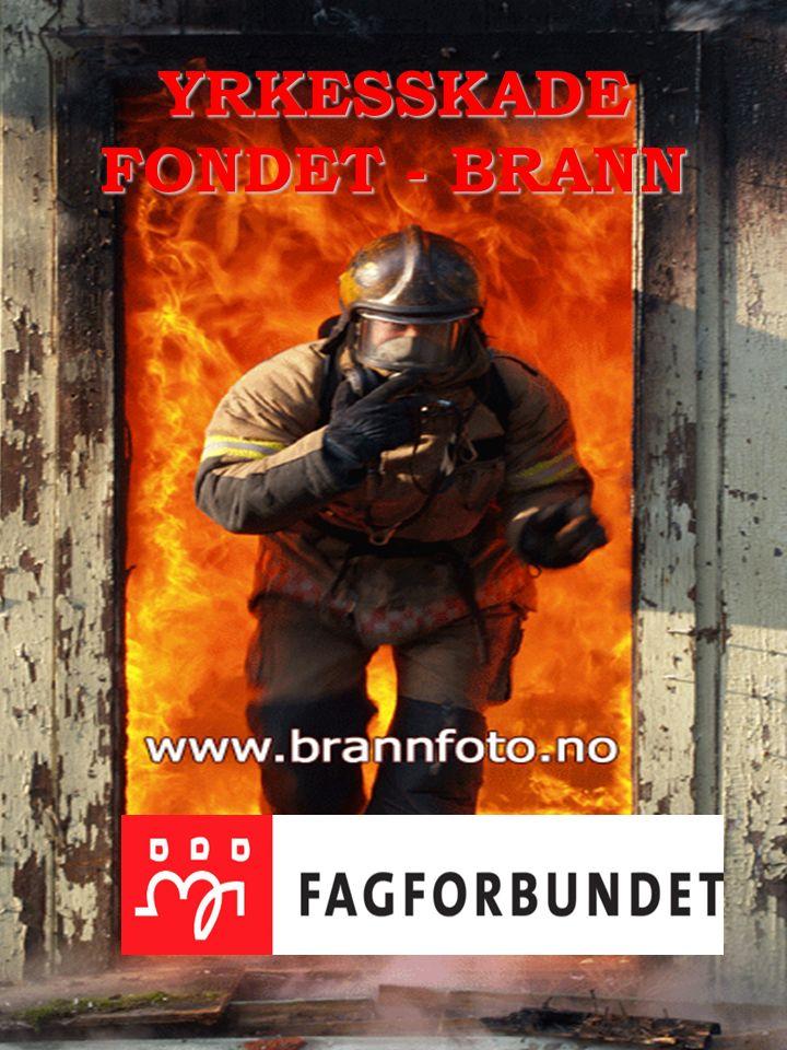 YRKESSKADE FONDET - BRANN