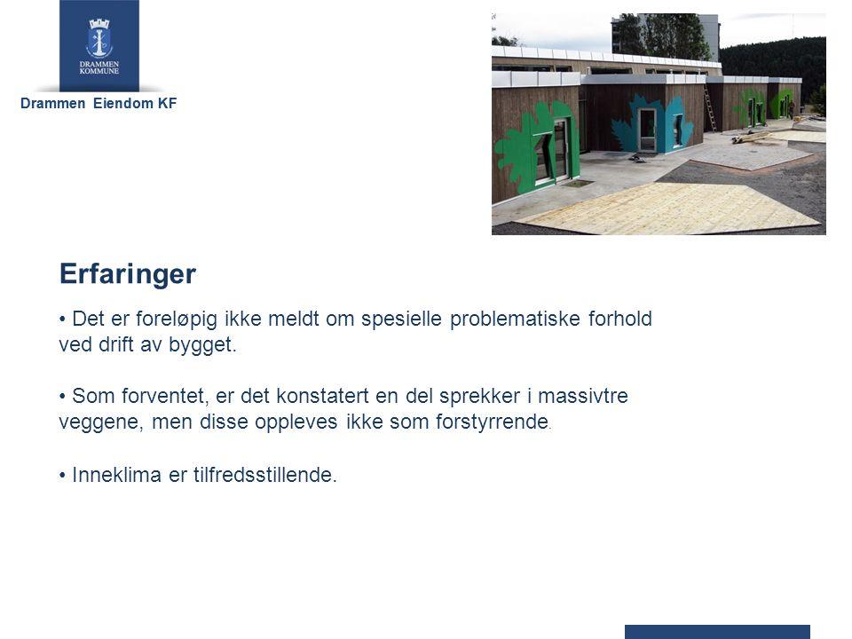 Drammen Eiendom KF Veien videre ?