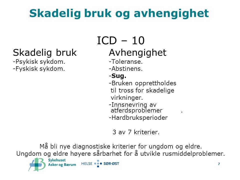 18 Følgende faktorer understøtter heller ikke diagnosen  MRI viser cerebral kortikal atrofi.