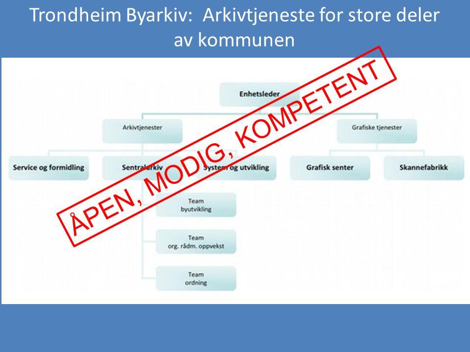 Lovkrav til dokumentasjon Åpen, Modig og Kompetent Arkiveringsplikt Dokumentasjon Journalføringsplikt Informasjon