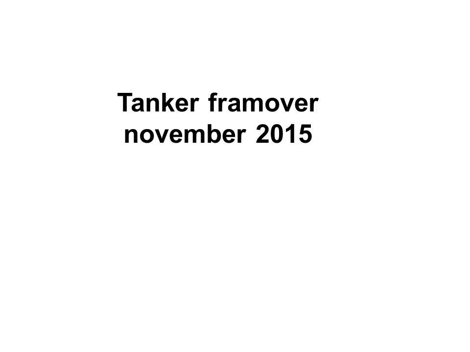 Tanker framover november 2015