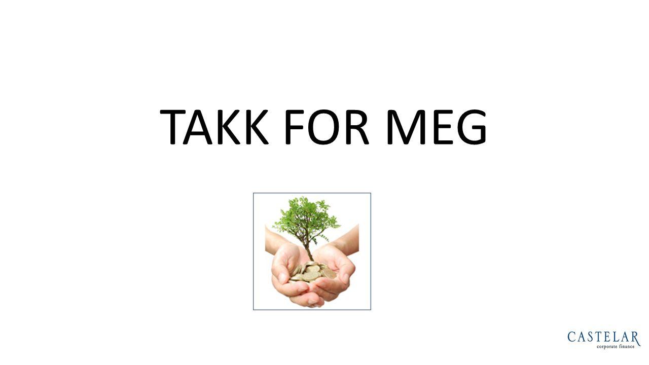 TAKK FOR MEG