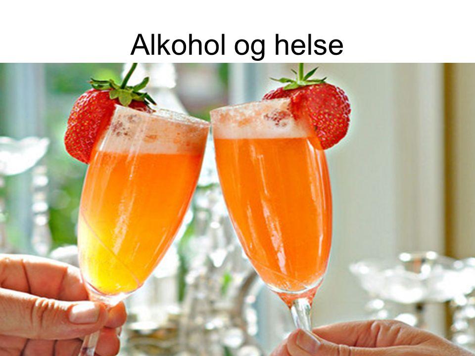 Alkohol og helse