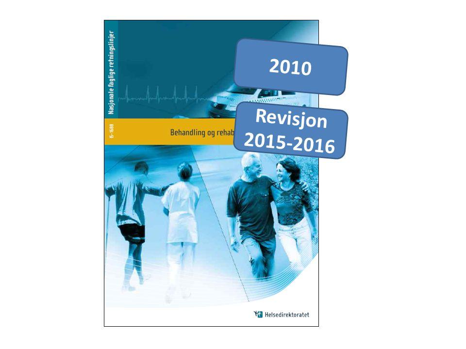 2010 Revisjon 2015-2016