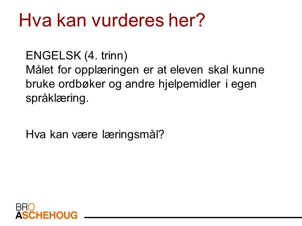 ENGELSK (4.