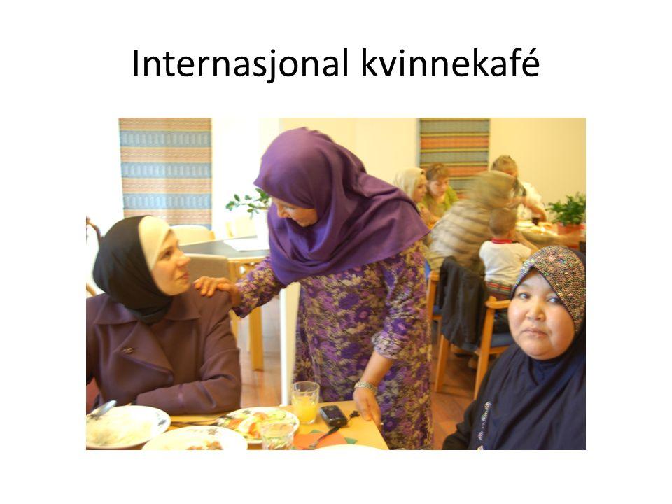 Internasjonal kvinnekafé
