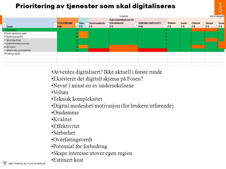 91% av norske kommuner opplever gevinstrealisering som utfordrende ( KS/KommIT 2013).