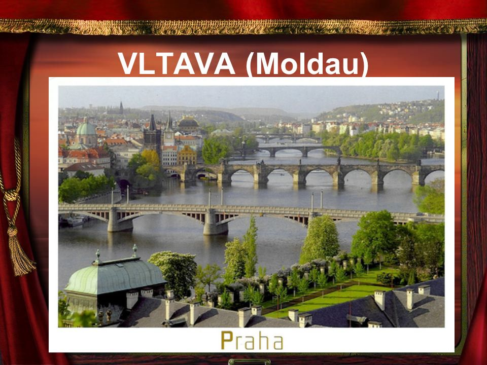 VLTAVA (Moldau)