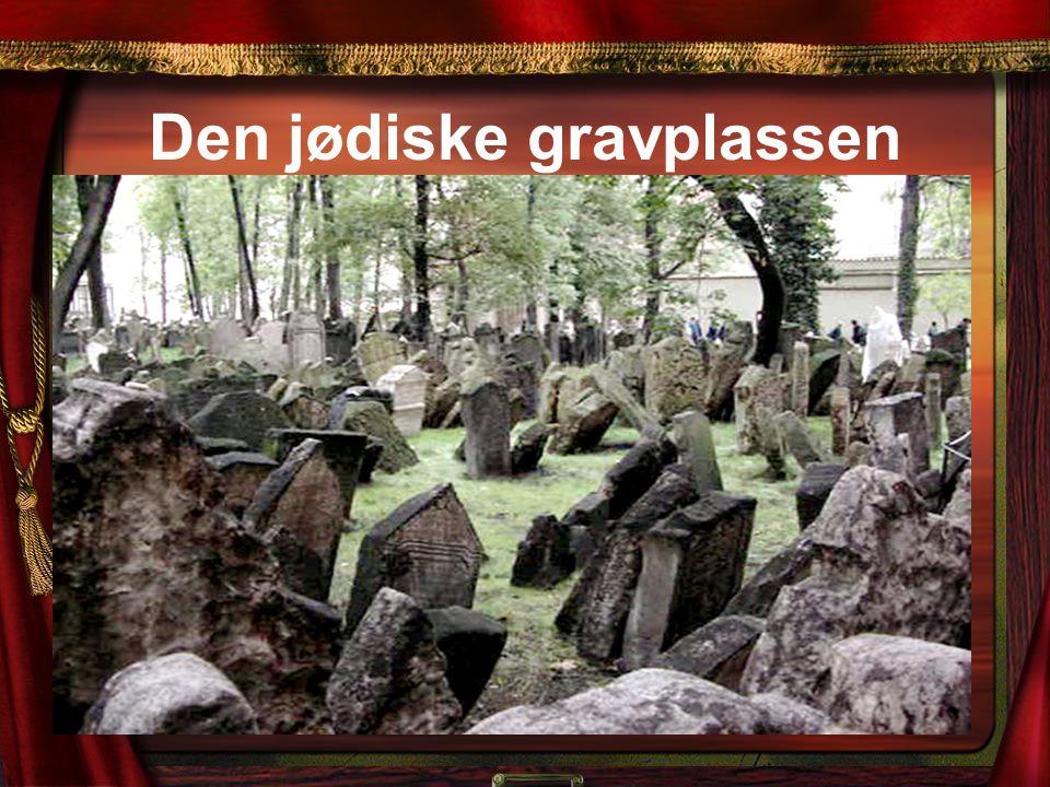 Den jødiske gravplassen