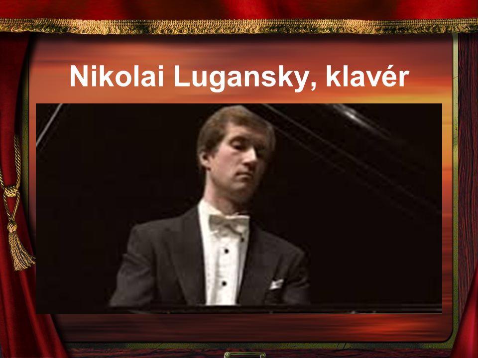 Nikolai Lugansky, klavér