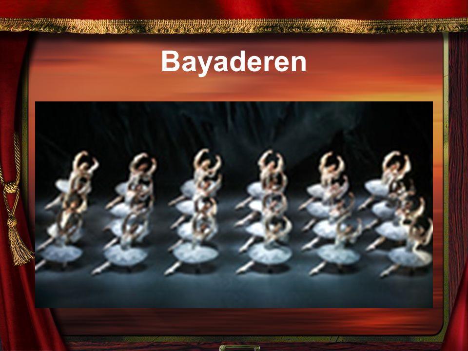 Bayaderen