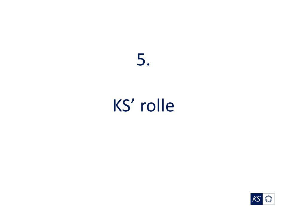5. KS' rolle