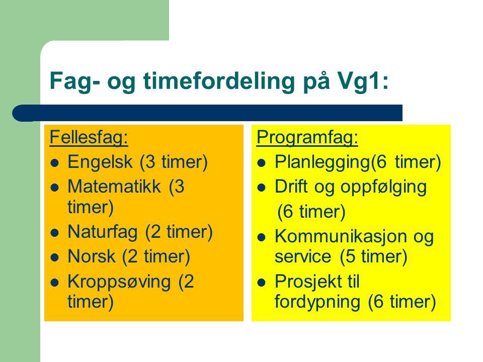 Kart alle retningene har mulighet for påbygging til generell studiekompetanse etter VG2, altså VG3 påbygging til generell studiekompetanse Kart Alle r