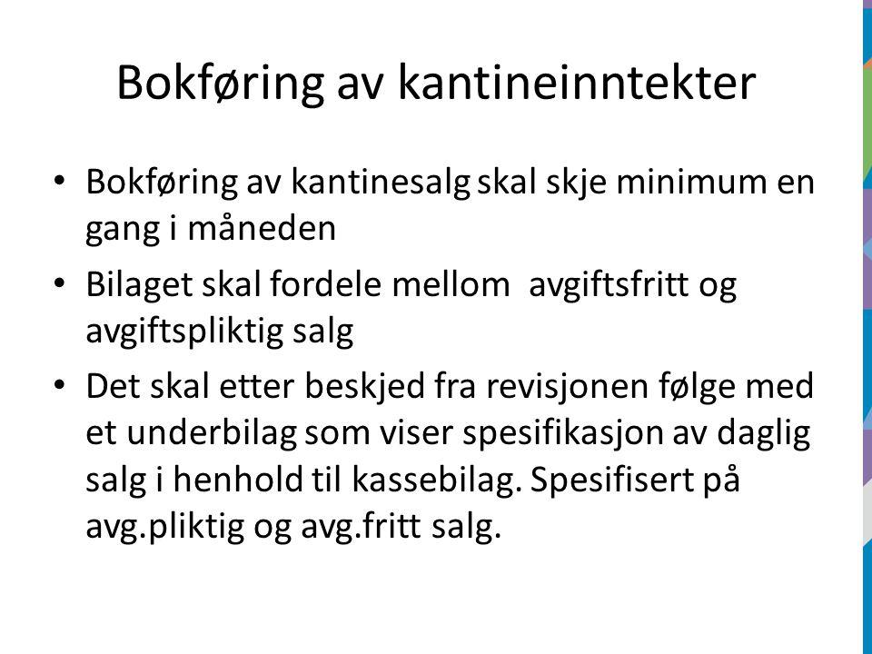 Eksempel på avsetning til bundet fond Etat/institusjon POSTERINGSBILAG Økonomiseksjonen, prosjekt 1090 Merknad Dato År/periodeBilag nr.