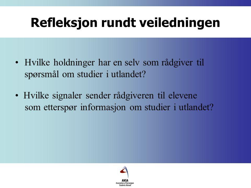 Avgrensning: rådgivers ansvar Forskrift til opplæringsloven § 22-3.