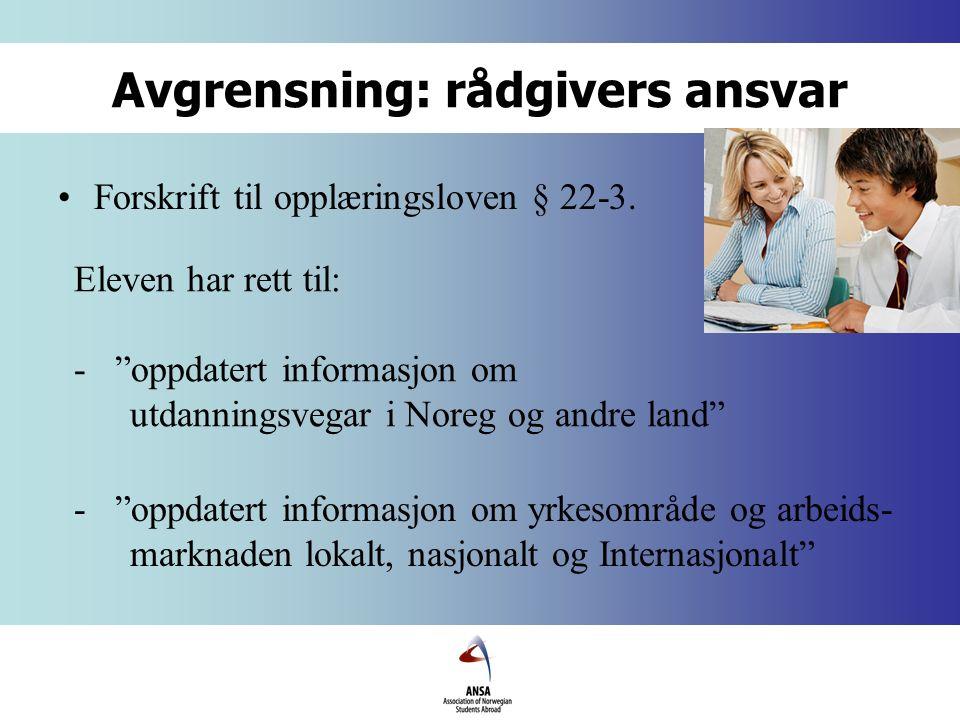Utvekslingsstudier