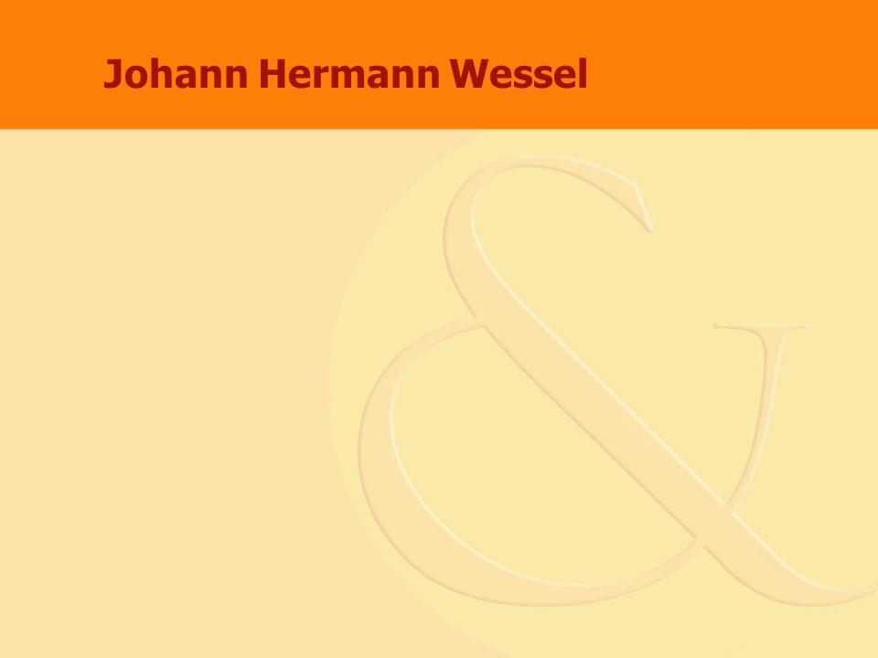 Johann Hermann Wessel