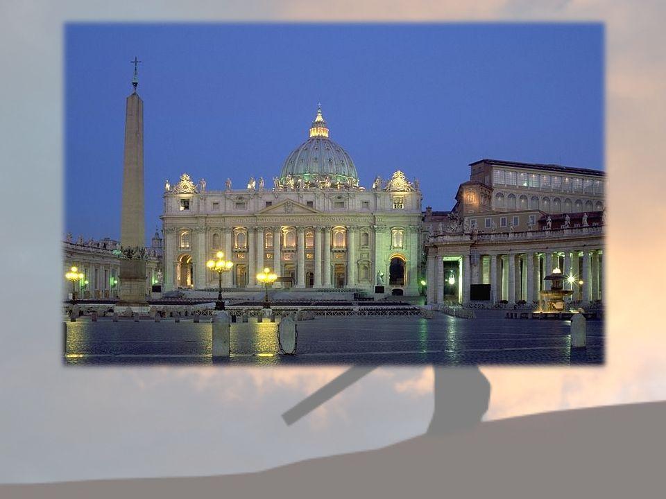 PAVEN Paven er biskop av Roma og Peters etterfølger.