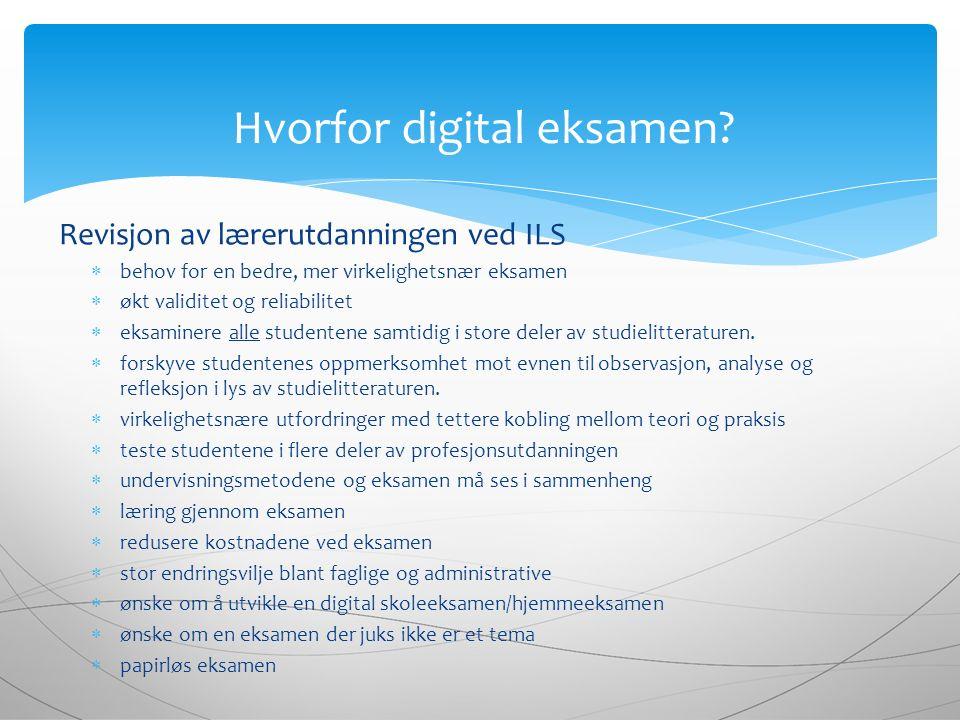Prosjektområder I dette utviklingsområdet arbeider vi med spørsmål knyttet til undervisning og læring i digitale læringsomgivelser.