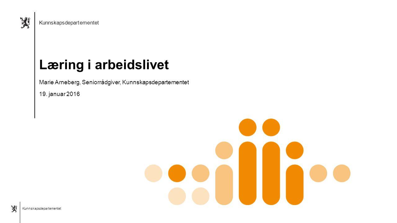 Kunnskapsdepartementet Norge (33) Danmark (20) Finland (8) Sverige (5) Omstilling 1: Fra ensidig oljeøkonomi til kompleks kunnskapsøkonomi Maskiner Elektronikk Treforedling Kjemisk Trans -port Plast Div.