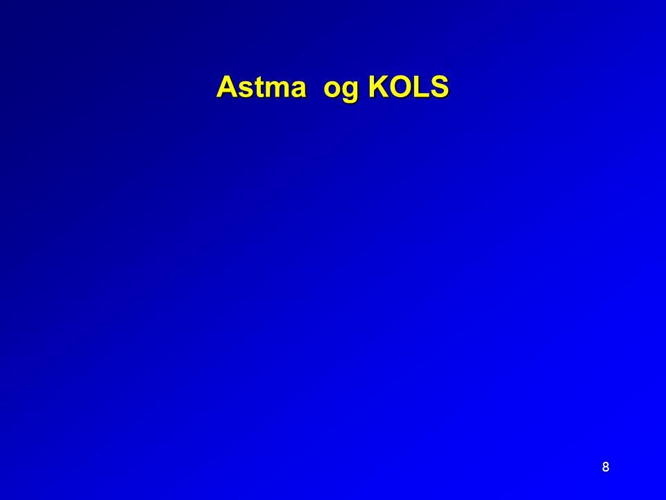 8 Astma og KOLS