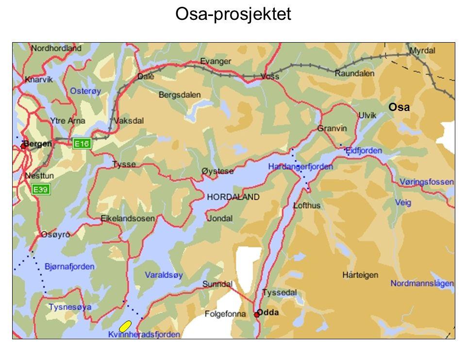Osa-prosjektet Osa