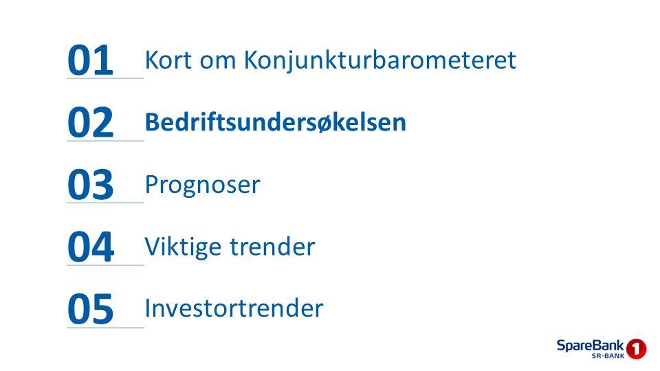 Bedriftene er nøkterne i synet på norsk økonomi – større bedrifter mer pessimistiske, varehandel mer positive Synet på norsk økonomi varierer bedriftens størrelse.
