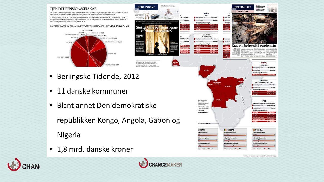 SLUG har undersøkt 68 kommuner… …ingen har retningslinjer for investeringer i statsobligasjoner Hva med Norge.