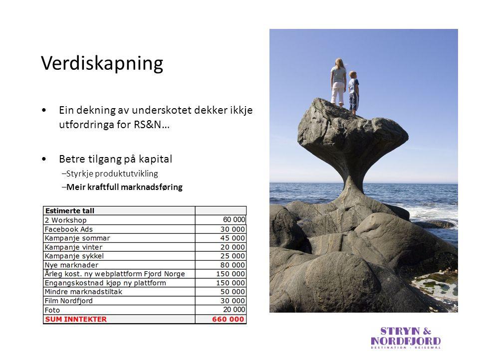 Reiseliv skapar store verdiar og er viktig for distrikta Reiselivsnæringa står for 4-5 prosent av norsk BNP Sysselset 130'/160 000 personar 14 000 bedrifter spredt på alle kommunane i landet 30 mill.