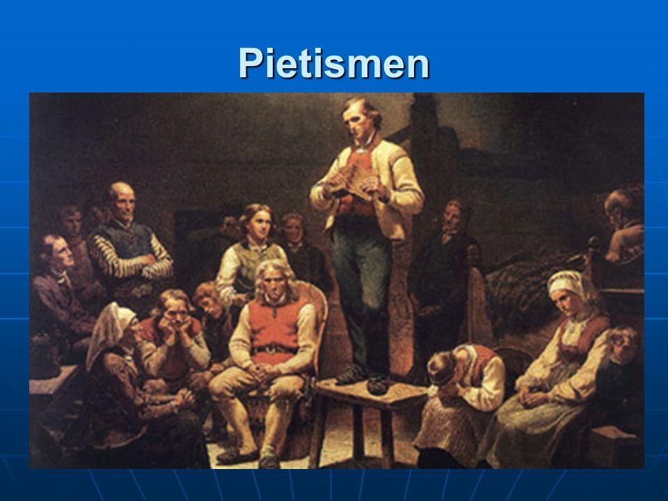 Pietismen