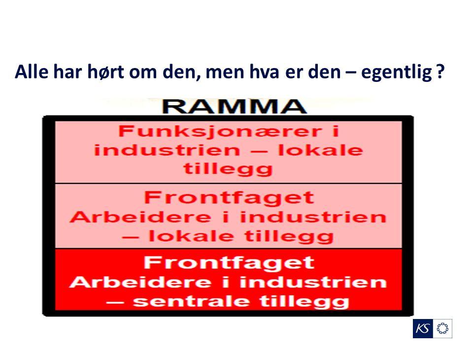 HTA kap 4 – nytt lønnssystem (1.5.2015)