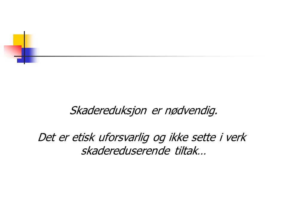 « Det räcker inte att vara snäll » Ulla Holm
