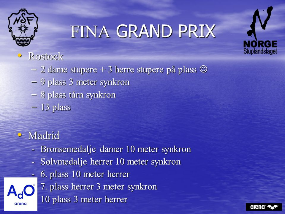 FINA GRAND PRIX Bolzano Bolzano -4.plass synkron 10 meter herrer -5.