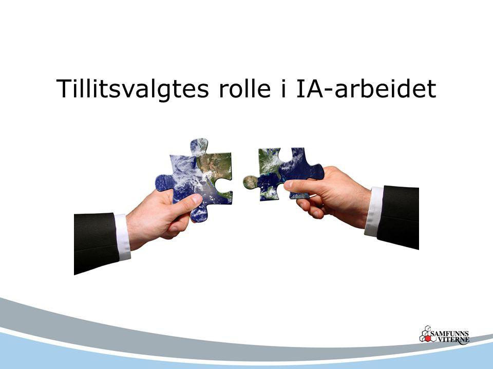 Oppstart på 1-2-3 Sjekk status: Har arbeidsplassen en lokal handlingsplan med konkrete mål og tiltak innenfor alle delmål.