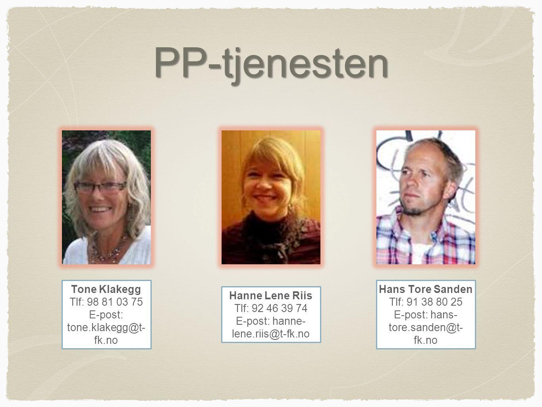 PP-tjenesten Pedagogisk-psykologisk rådgivningstjeneste, vanligvis kalt PP-tjenesten, kan gi deg som elev hjelp i forhold som har med din personlige, sosiale eller faglige utvikling å gjøre.