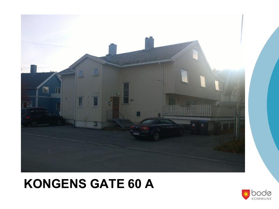 KONGENS GATE 60 A