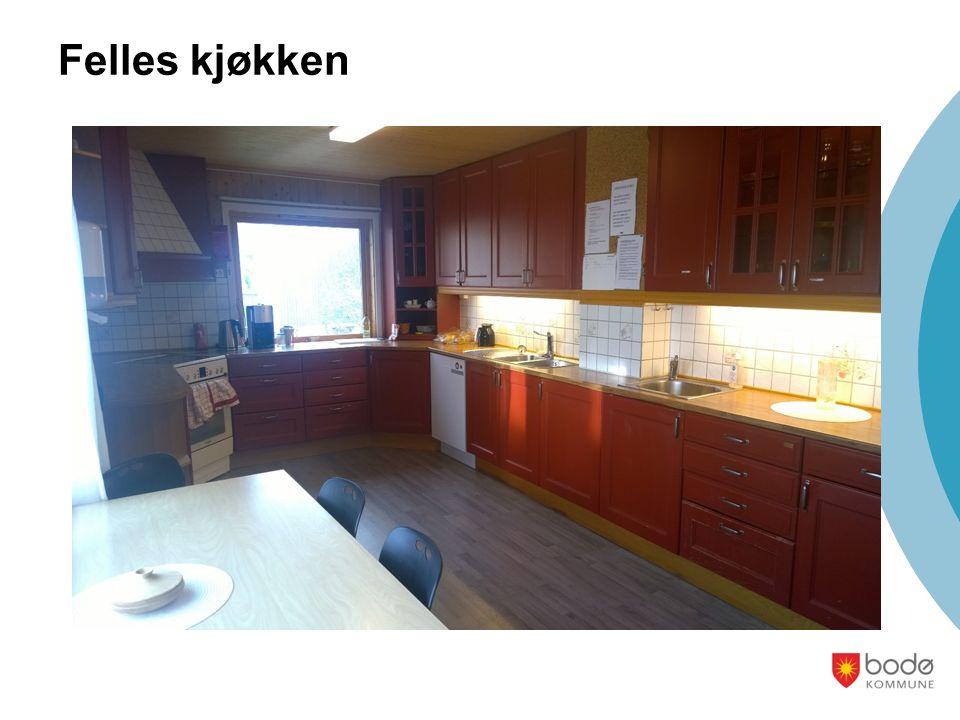 Felles kjøkken