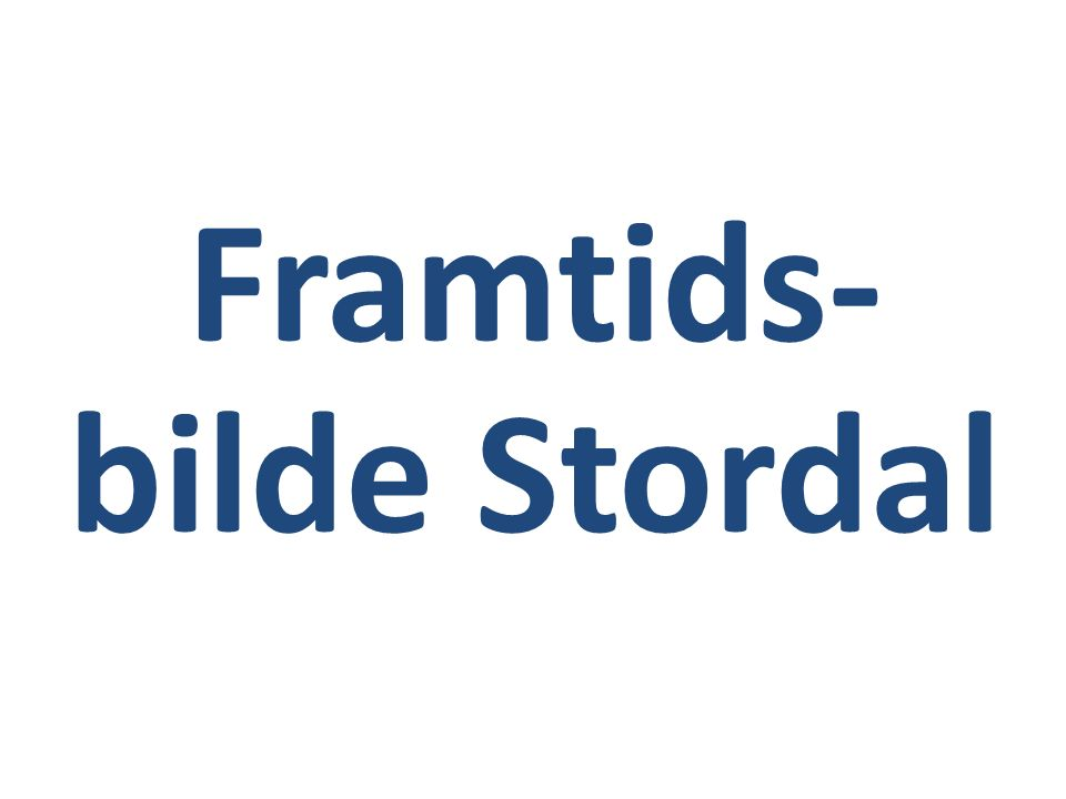 Framtids- bilde Stordal