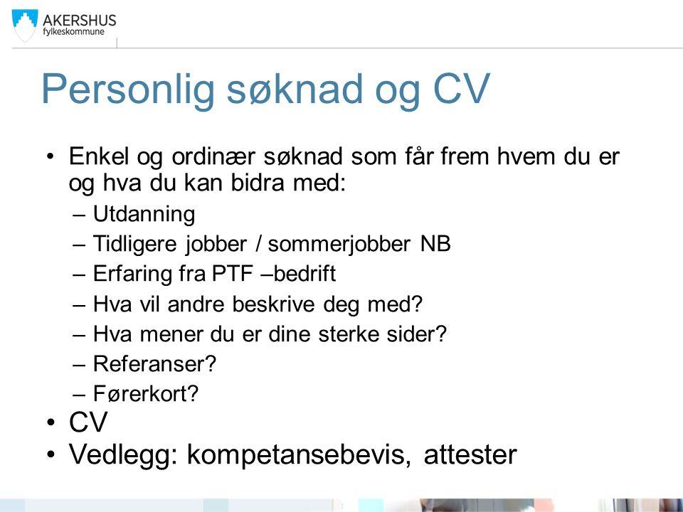 Her kan du finne læreplassen: Nettsider: –www.yrke.no (godkjente lærebedrifter Akershus)www.yrke.no –www.oslofag.no (Godkjente i Oslo)www.oslofag.no Kommunene og bedriftenes hjemmesider –STATOIL, FORSVARET mm..