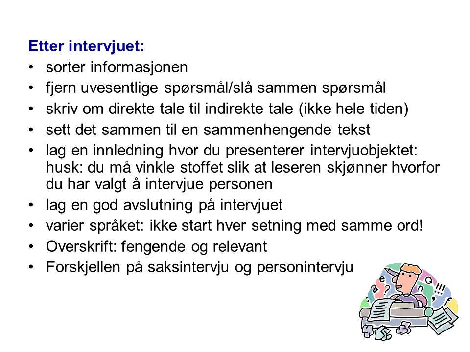 Hvordan det er å jobbe i en avis Jeg har intervjuet Helge Atle Simonnes (52) om hvordan det er å jobbe i en avis.