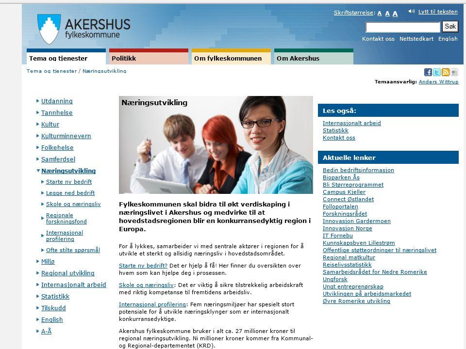 Bildebruk i fylkeskommunen Retningslinjer finnes i brukerveiledningene for hvert enkelt nettsted Portal/elevportal –nyhetsartikler bør ha ingressbilde (vises på forsiden).