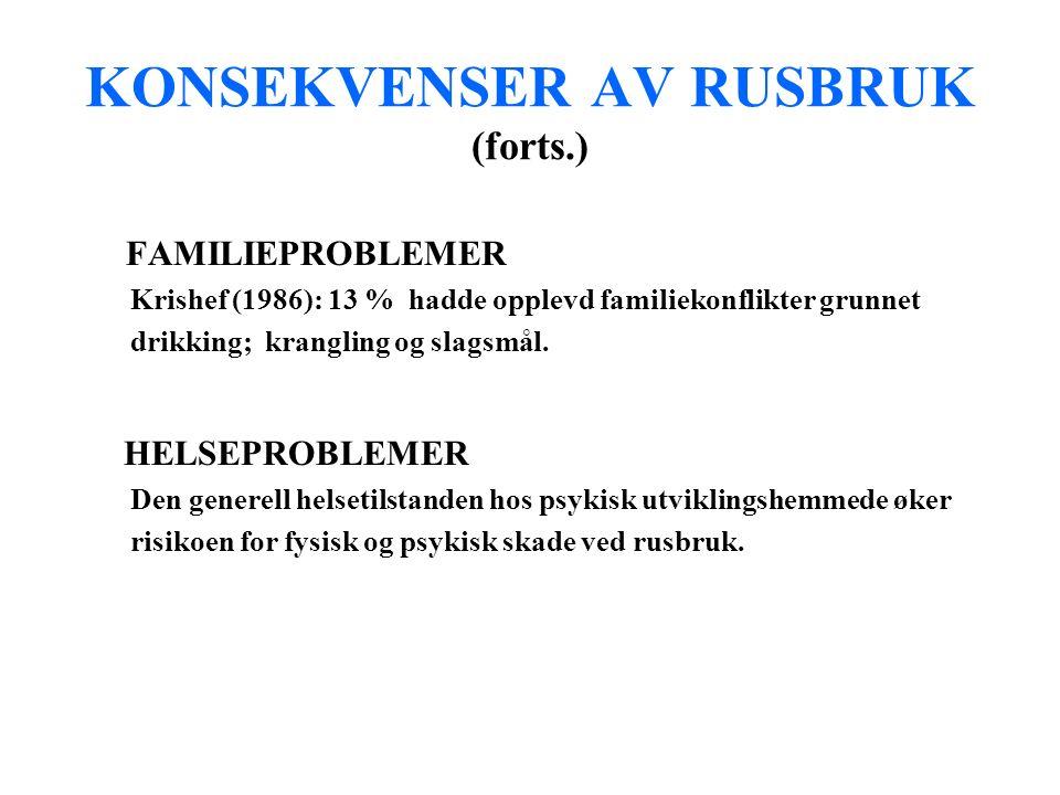 SOSIAL FERDIGHETSTRENING Ferdigheter i å avvise tilbud om rusmidler 1.Direkte avvisning -Si 'nei' først.