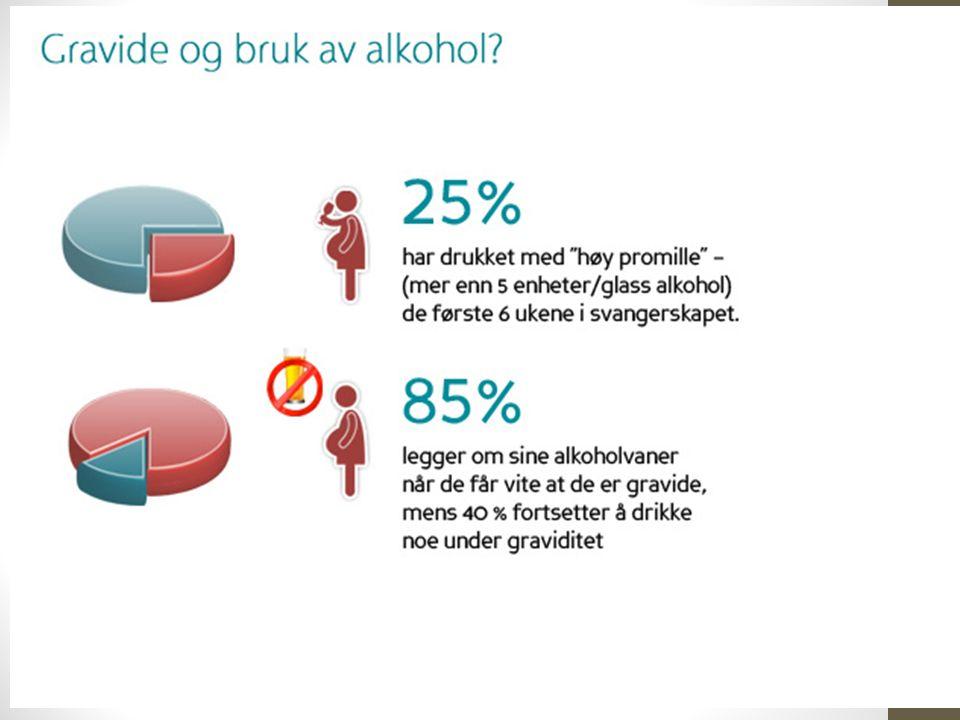 Hvem møter dere i arbeidshverdagen.Kvinner og menn med et høyt alkoholforbruksmønster.
