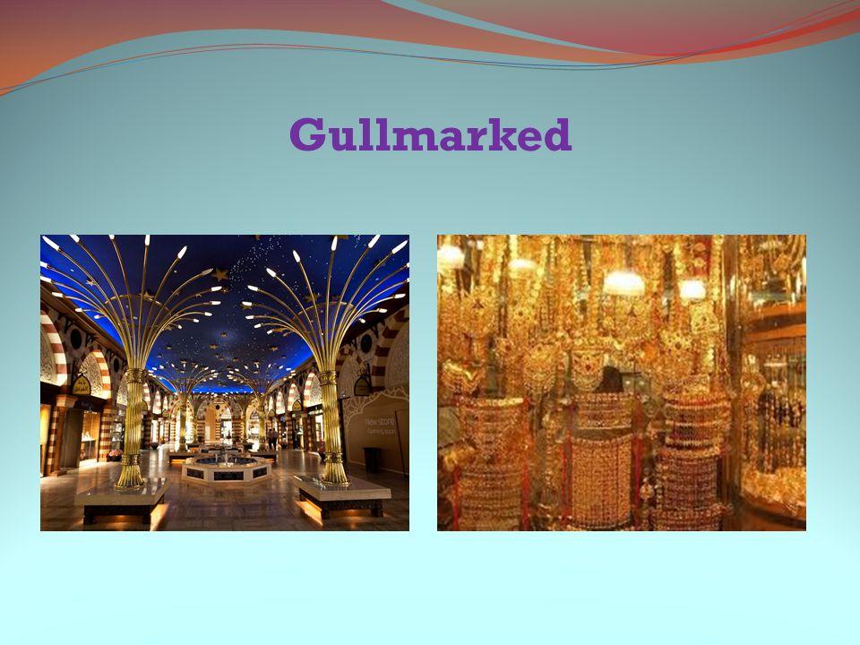 Gullmarked
